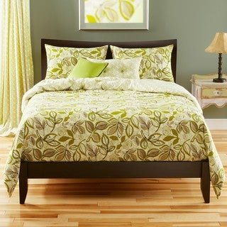Lahaina Luau Reversible Full-size 6-piece Duvet Cover Set