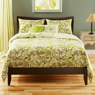 Lahaina Luau Reversible Queen-size 6-piece Duvet Cover Set