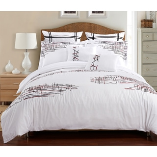 Lily 7-piece Duvet Cover Set
