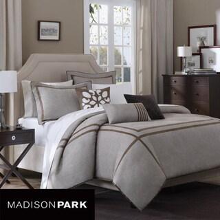 Madison Park Easton 6-Piece King-Size Duvet Cover Set