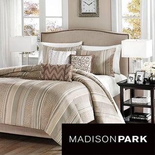 Madison Park Rollins 6-piece Duvet Cover Set