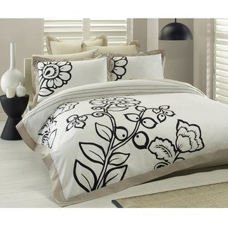 Tiko Full/Queen-size 3-piece Duvet Cover Set