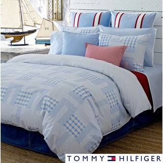 Tommy Hilfiger Cape Town 3-piece Duvet Cover Set (Euro Shams Sold Separately)