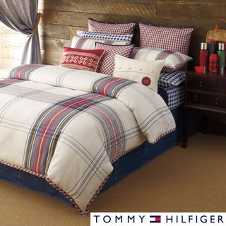 Tommy Hilfiger Tartan 3-Piece Duvet Cover Set