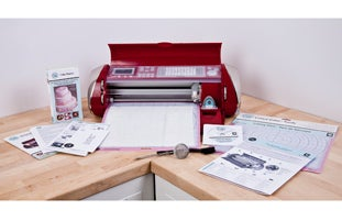 Cricut Cake Personal Electronic Cutter with BONUS All Seasons Cartridge
