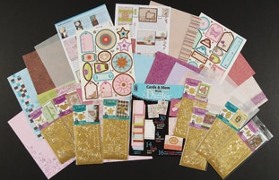 Dazzles Cards and More Cardmaking Set