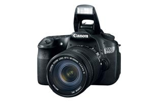 Canon EOS 60D DSLR Digital Camera with 18-200mm IS Lens Kit