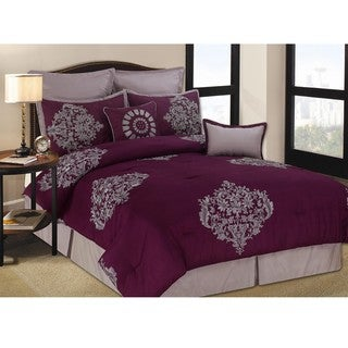 Eastwick 8-piece Queen-size Comforter Set