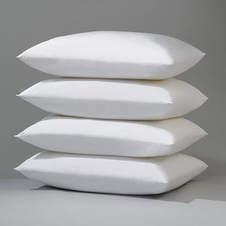 Easy Rest Microtouch Medium-support Microfiber Pillows (Set of 4)