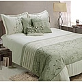 Fiona 7-piece King-size Comforter Set