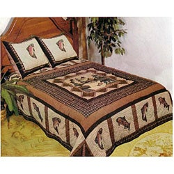Fisherman's Wharf 3-piece Quilt Set