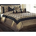 Giovanni 7-piece King-size Comforter Set