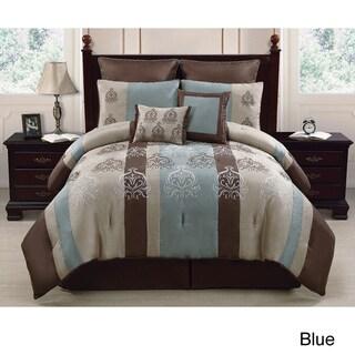 Grenada 8-piece Comforter Set