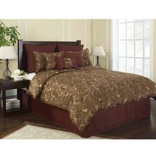 Grove Park Queen-size 9-piece Comforter Set