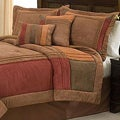 Handcrafted Birchwood 8-piece Comforter Set