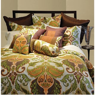 Hannah 3-piece King-size Duvet Cover Set