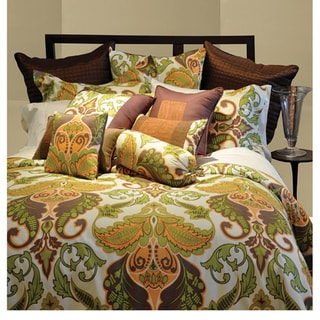 Hannah Queen-size 3-piece Duvet Cover Set