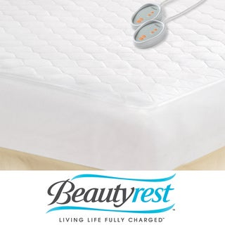 Beautyrest Queen-size Heated Electric Mattress Pad