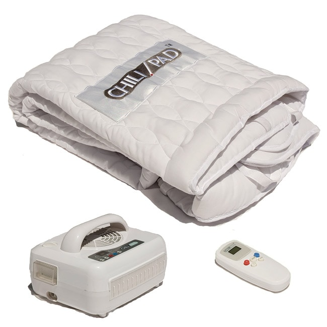 ChiliPad Comfort Code Temperature-controlled Full-size Electric Mattress Pad at Sears.com