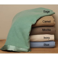 Luxury Twin-size Cashmere Blanket
