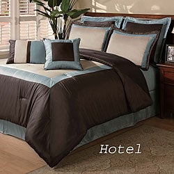 Hotel 8-piece Comforter Set