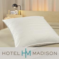 Hotel Madison 1000 Thread Count European Square Pillows (Set of 2)