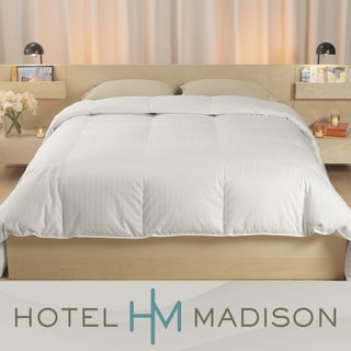 Hotel Madison Grand Egyptian 600 Thread Count Down Comforter