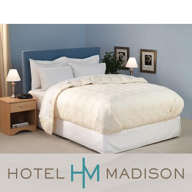 Hotel Madison Luxury Down Queen Size Blanket