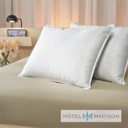 Hotel Madison Luxury Suite 400 Thread Count Down Pillows (Set of 2)