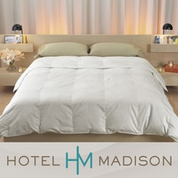 Hotel Madison Spa Resort 700 Thread Count Down-Like Comforter