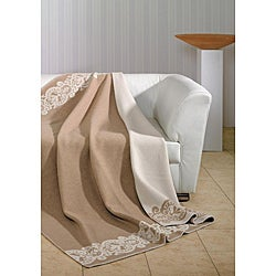IBENA Decobena Wool Blend Throw