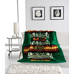 Pueblo Throw Blanket