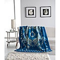 IBENA Quilting Star Throw Blanket