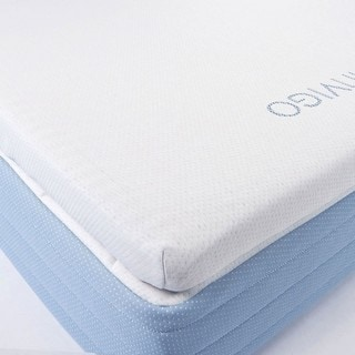 Invigo Fresh Natural Latex and Foam 3-inch King-size Mattress Topper