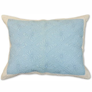 Irene Blue Standard Sham (Set of 2)