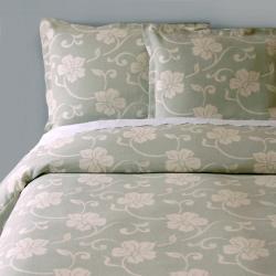 Isadora Sage Matelasse Full-size Bedspread