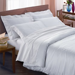 Italian 400 Thread Count Egyptian Cotton 3-piece Duvet Cover Set