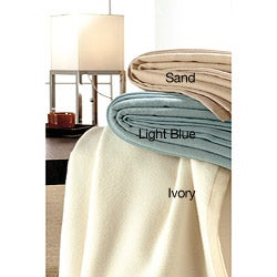 Italian-made Cashmere Blanket