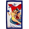 Janzten 'This is the Life' Oversized Luxury Beach Towel