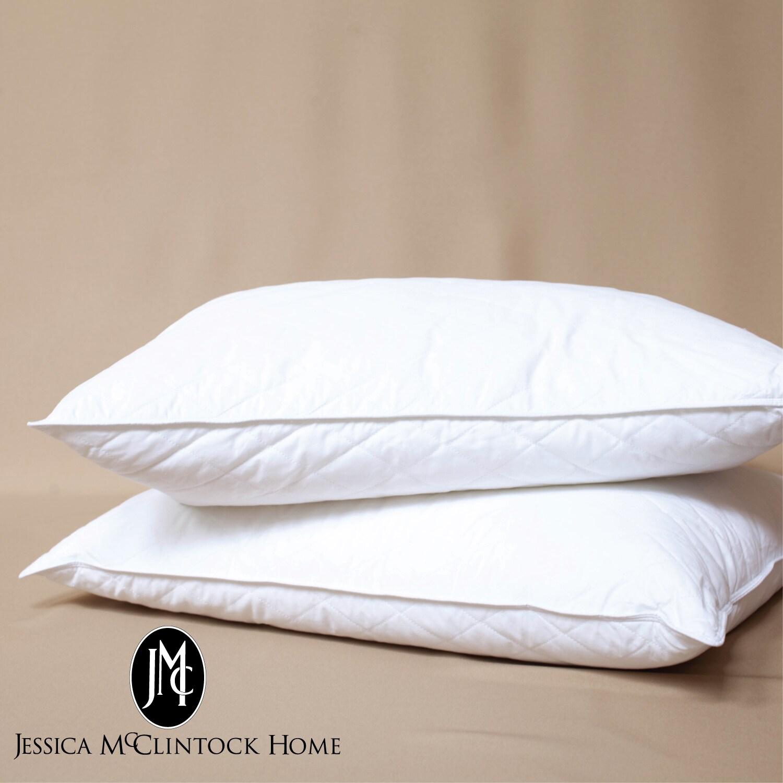 Jessica McClintock Dreamy Nights Down Alternative Pillows (Set of 2)