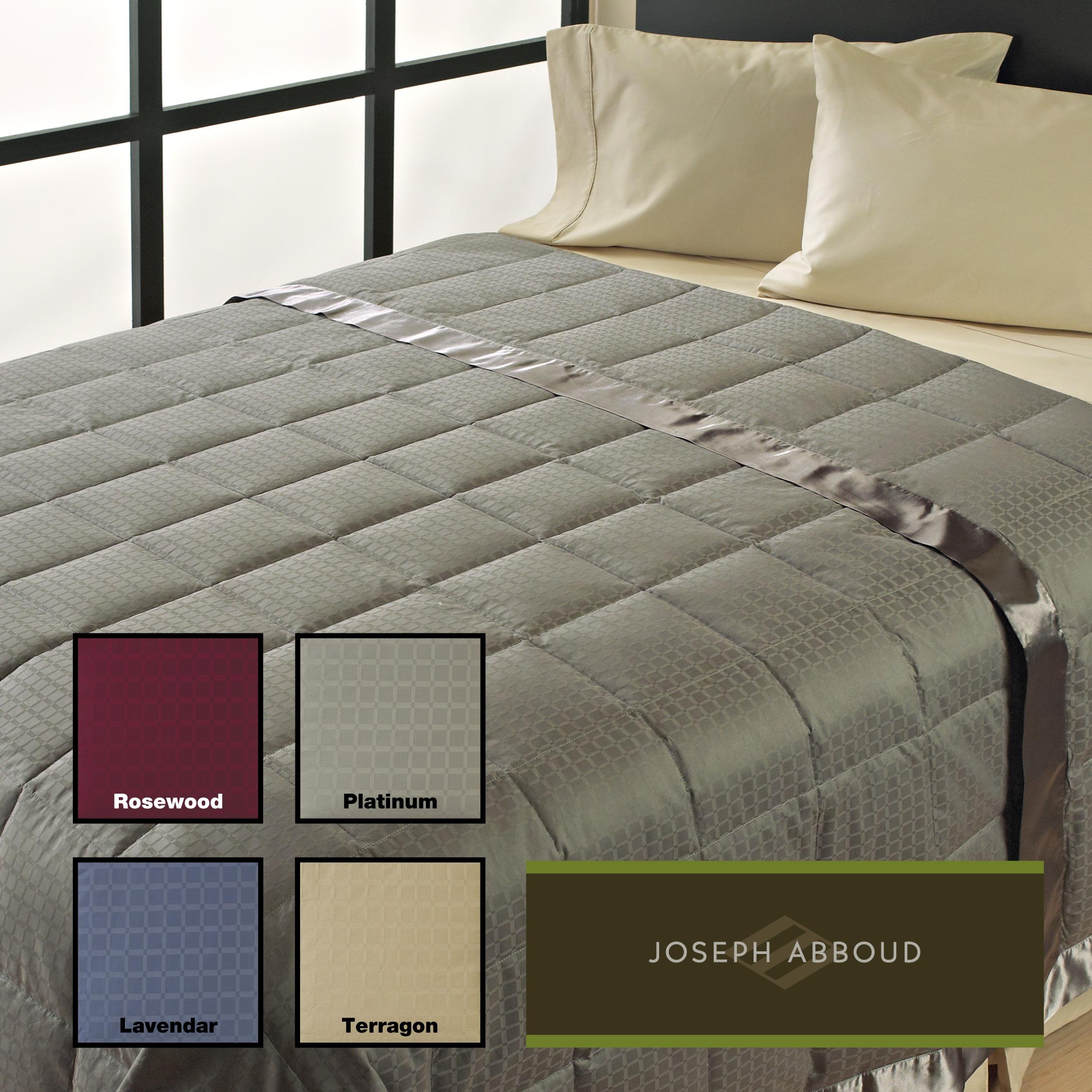 Joseph Abboud Classic 305 Thread Count Down Blanket