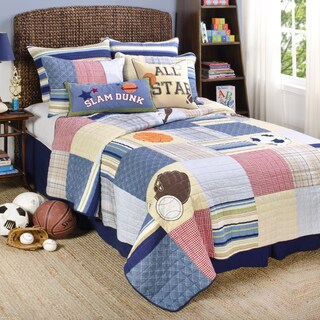 All Star 4-piece Quilt Set