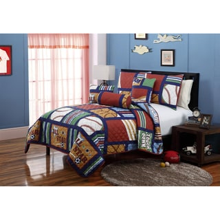 All Star Cali Collection 5-piece Quilt Set