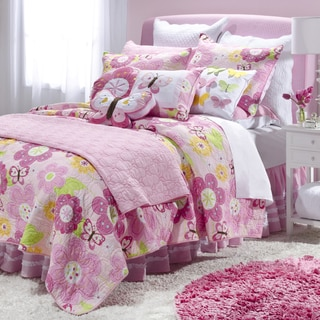 Chloe 4-piece Quilt Set