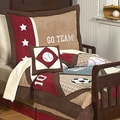 Sweet JoJo Designs All Star Sports 5-piece Toddler Boy&#39;s Bedding Set