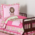 Sweet JoJo Designs Jungle Friends 5-piece Toddler Bedding Set