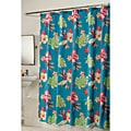 Kiki Fabric Shower Curtain and Hook Set