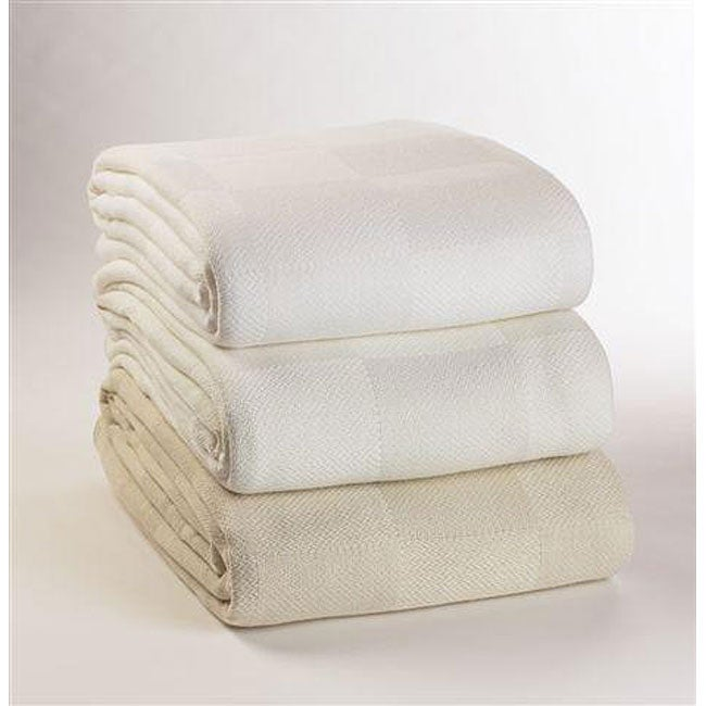 King-size Rayon from Bamboo/ Cotton Blanket