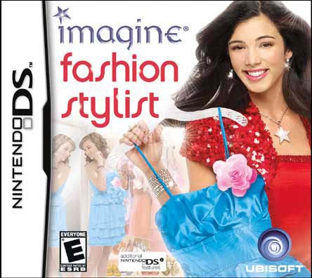 Nintendo DS - Imagine: Fashion Stylist