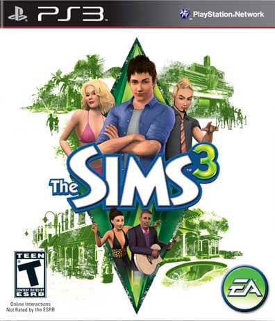 PS3 - The Sims 3